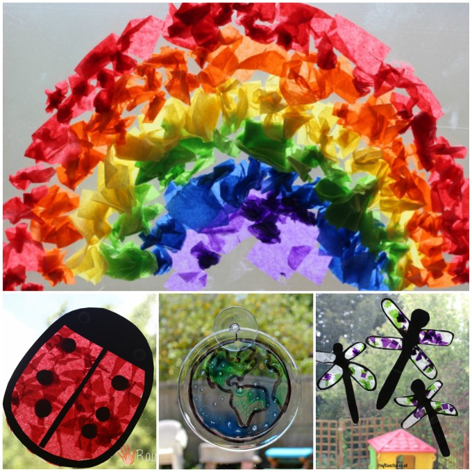 suncatcher craft ideas 2