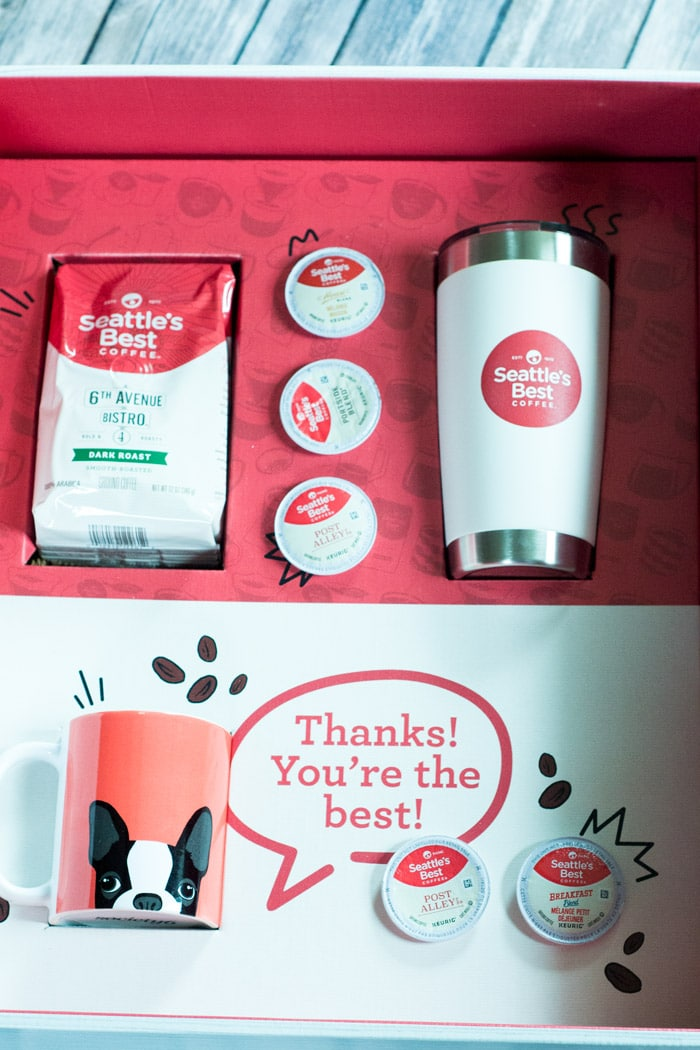 coffee teacher gift idea