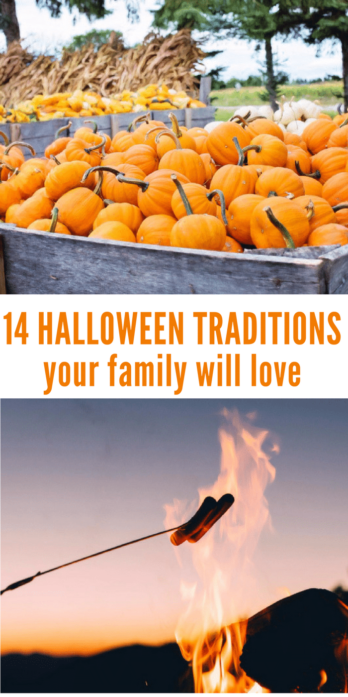 14 Halloween Traditions Your Family Will Love
