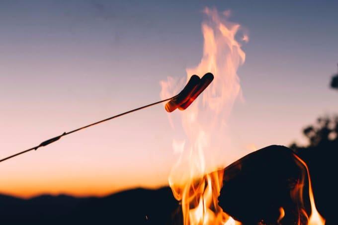 bonfire halloween tradition