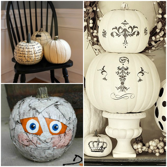 Easy Pumpkin Decorating Tips for All Skill Levels