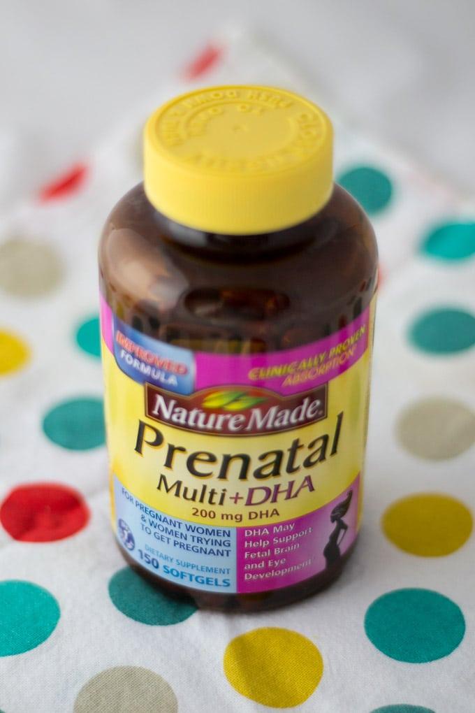 Save money on Nature Made Prenatal Vitamins at Sam's Club