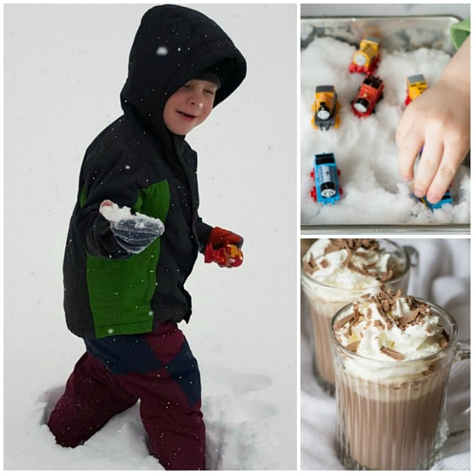 fun things to do with the kids in january