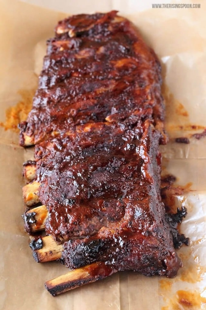 slow cooker bbq ribs low carb