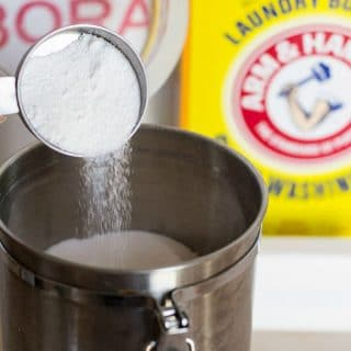 Homemade Laundry Detergent Powder – Only 3 Ingredients