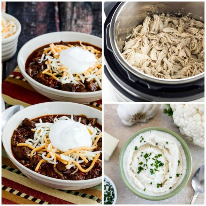 21 Low Carb Instant Pot Recipes to Simplify Dinnertime