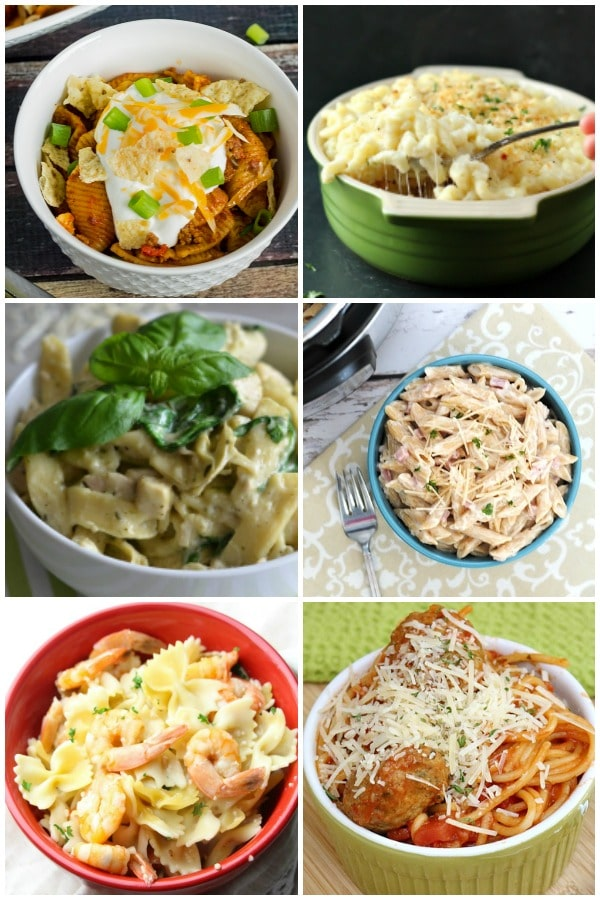 Quick and Easy Pasta Recipes for the Pressure Cooker