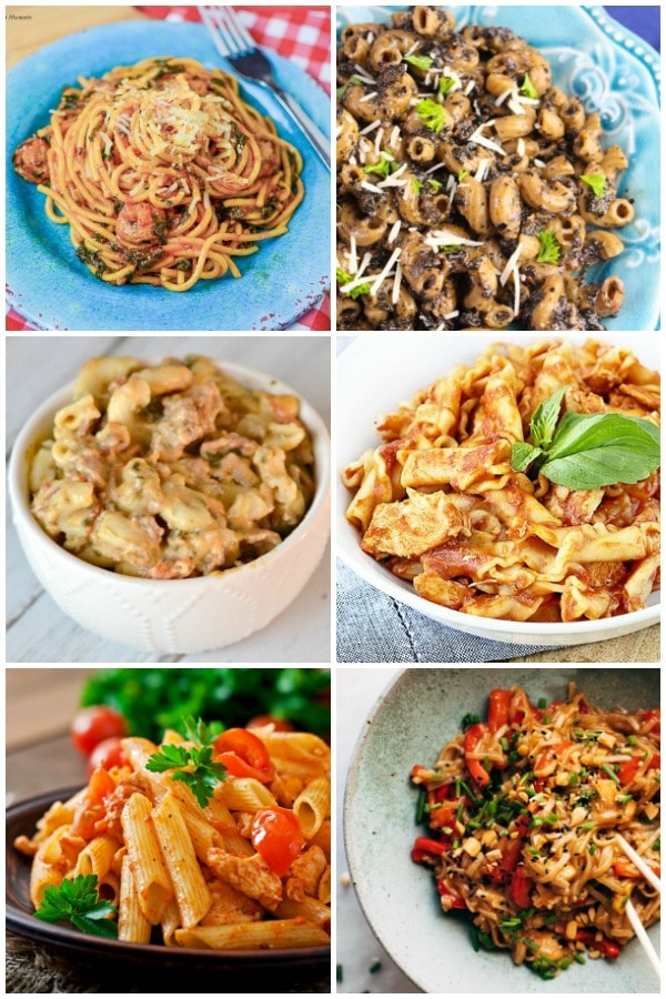 30 Delicious Instapot Pasta Recipes