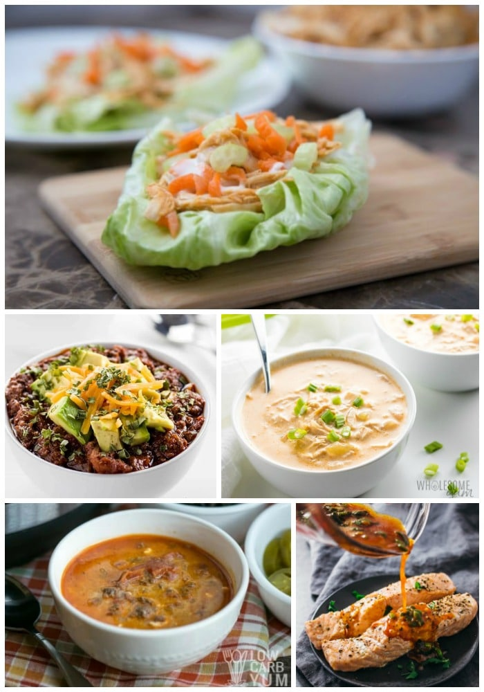 Delicious Low Carb Instant Pot Recipes to Make Dinner Easier