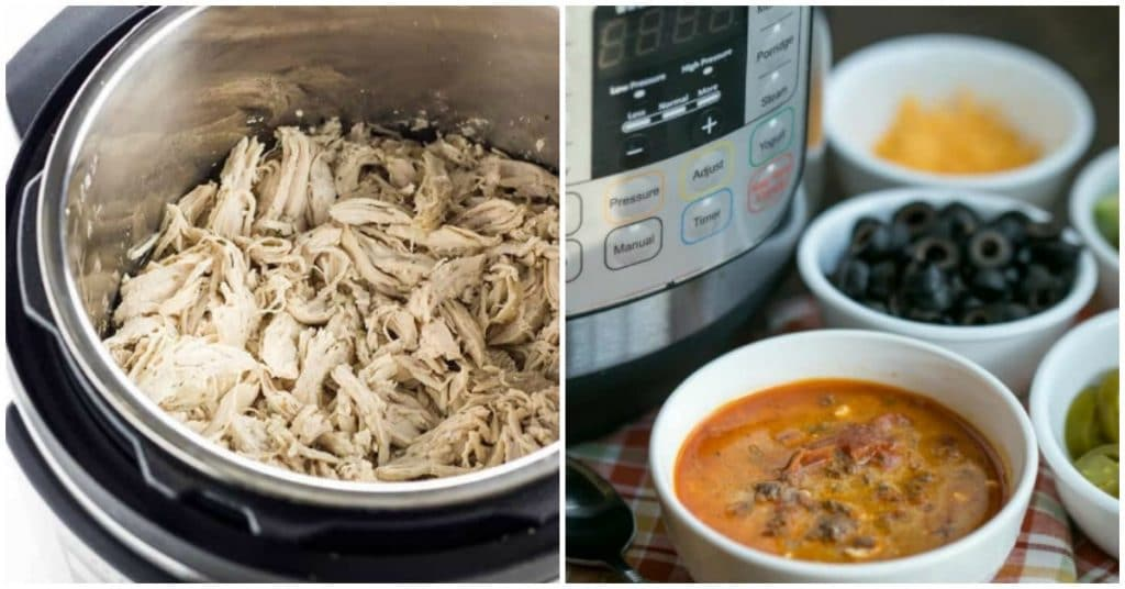 Low Carb Recipes for the Instant Pot