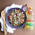 Light Three Bean Salad Recipe