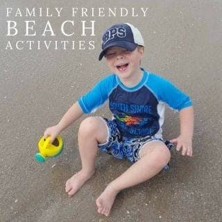 Fun Beach Activities for Kids