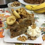 Banana Walnut Instant Pot French Toast Casserole