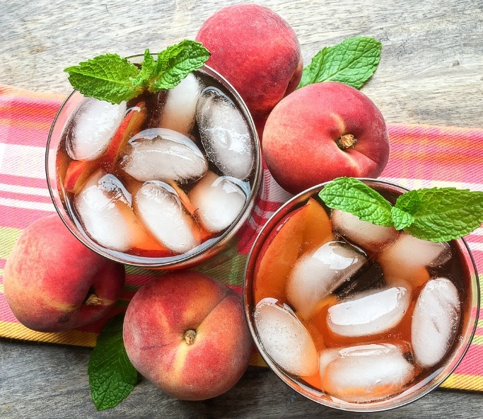 Refreshing Instant Pot Iced Tea