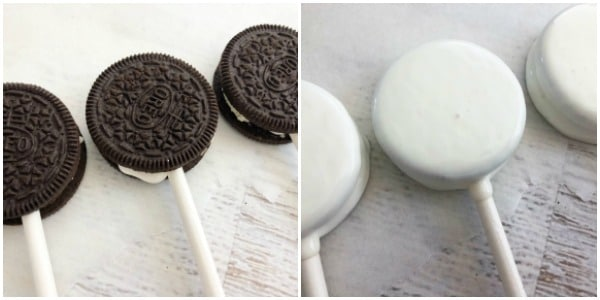 baseball oreo pops steps 4-6