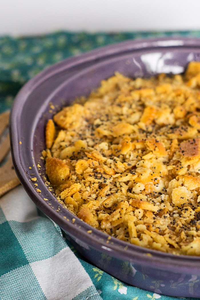 Chicken Ritz Casserole - Comfort Food