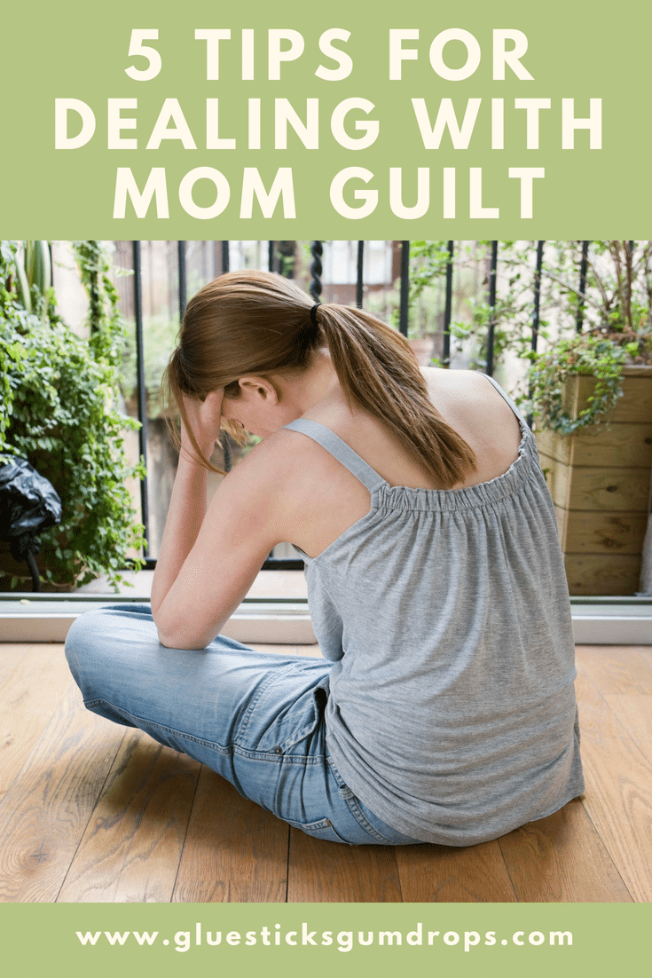 5 Real Mom Tips for Dealing with Mom Guilt