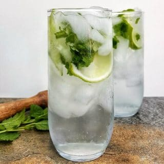 Low Carb Mojito feature