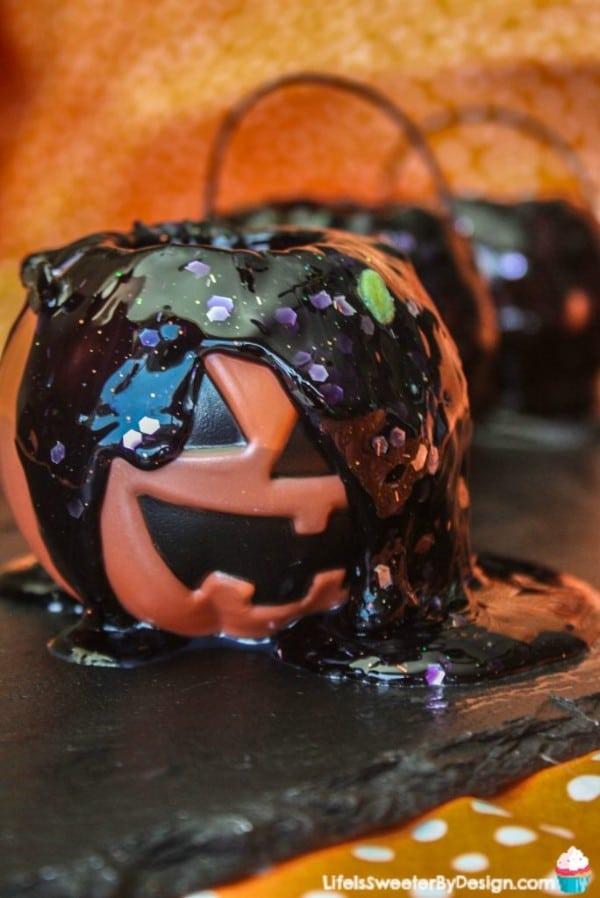 2 ingredient halloween slime