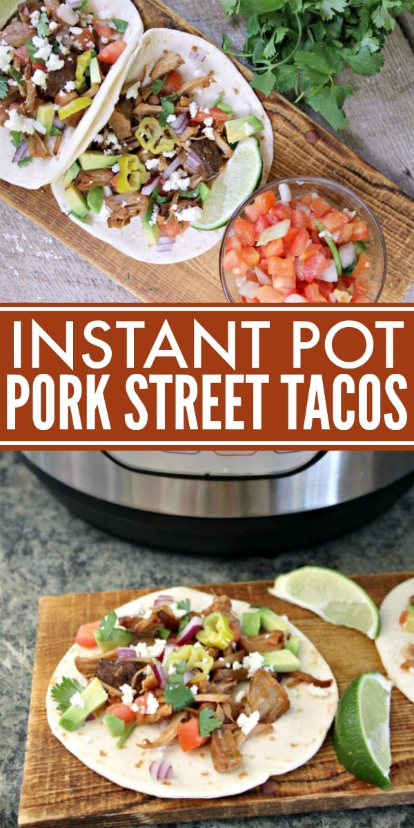 Crispy and Delicious Instant Pot Pork Tacos