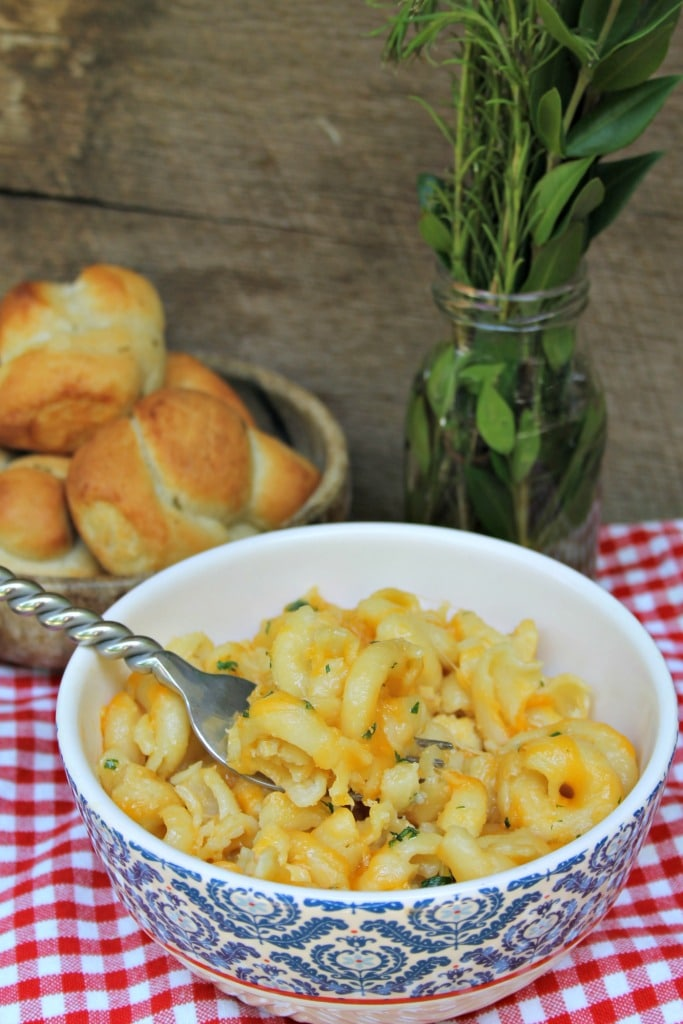 Kid Friendly Instant Pot Chicken Mac and Cheese