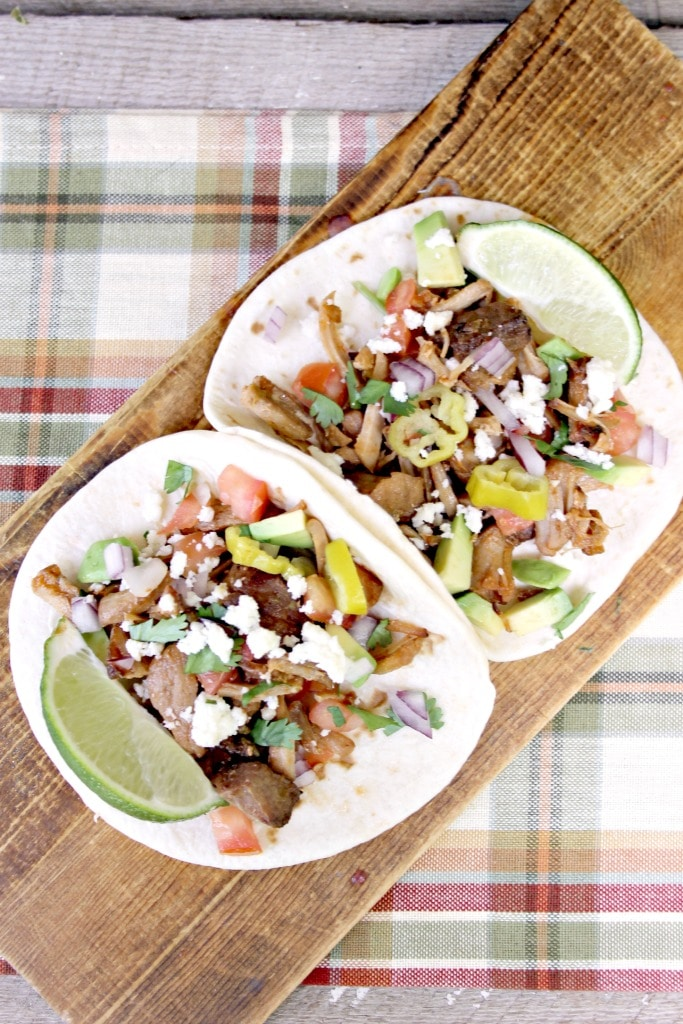 Mouthwatering Instant Pot Pork Tacos
