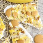 Banana Pudding Bark Candy Dessert