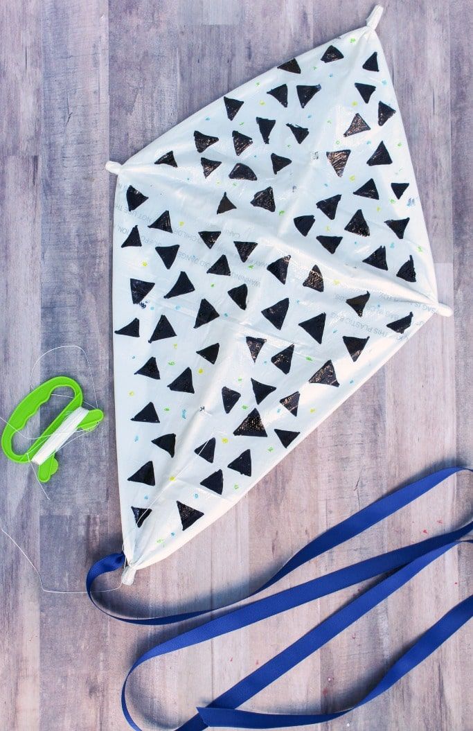 Easy DIY Kite Craft for Kids