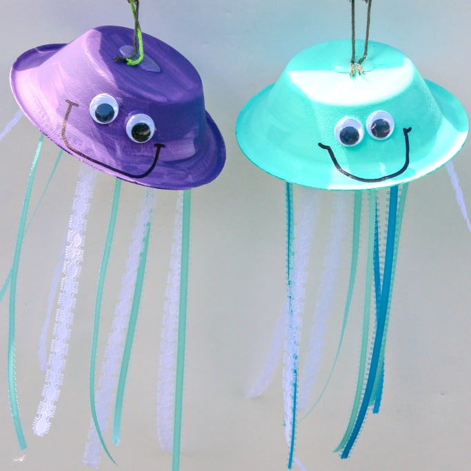 easy jellyfish craft for kids