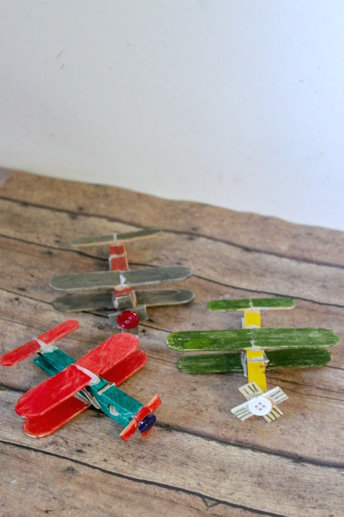 fun airplane craft for kids