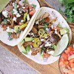 Instant Pot Pork Street Tacos