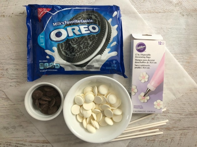 soccer oreo pops ingredients