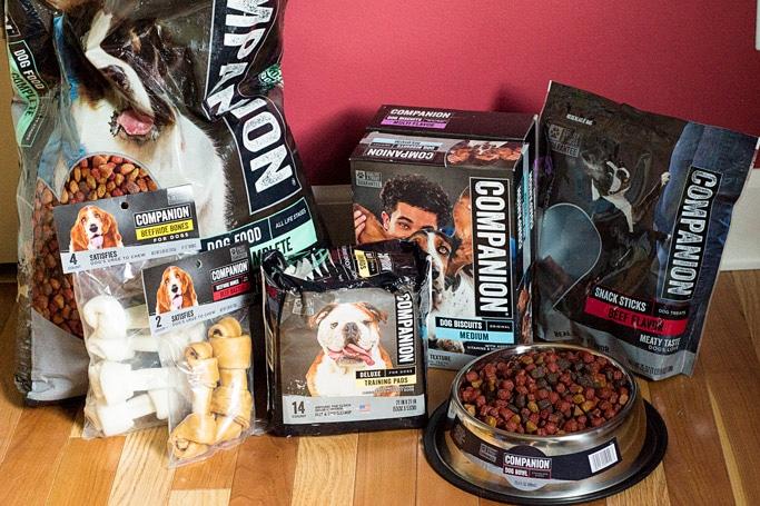 Companion Dog Products