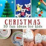 10 Fun Kids' Ideas for Christmas