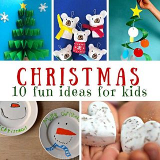 10 Fun Kids' Ideas for Christmas