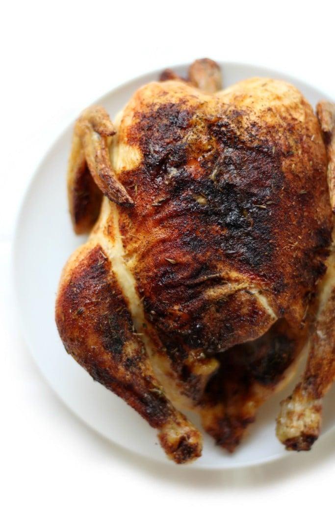 rotisserie chicken in the air fryer