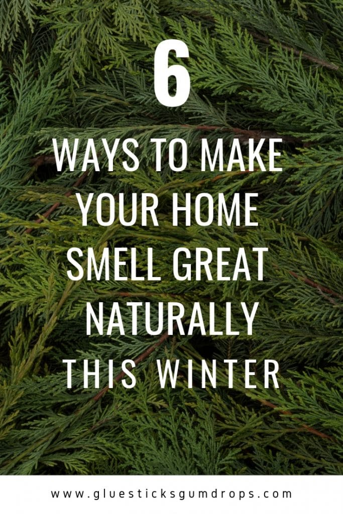 How to Make Your Home Smell Good Naturally - Winter Edition