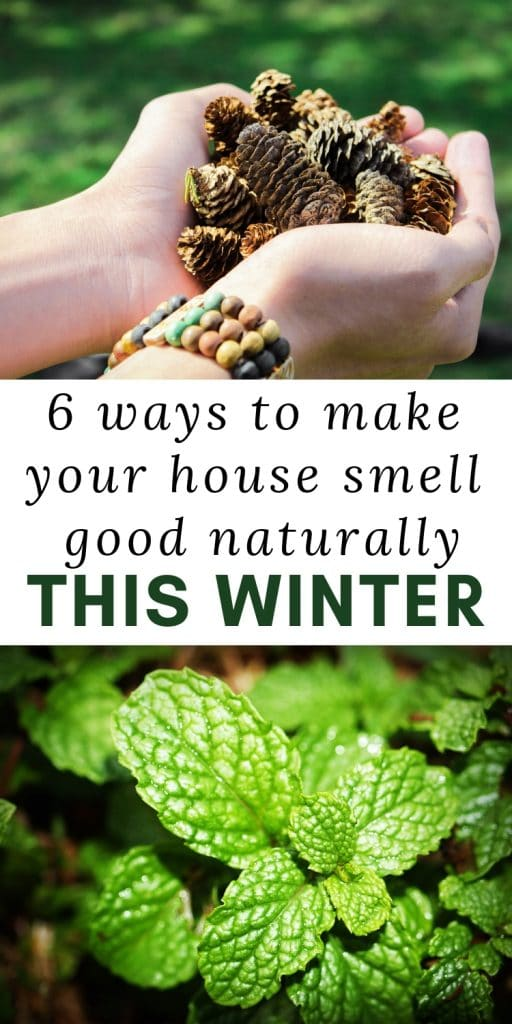 Winter Tips - How to Make Your House Smell Good Naturally