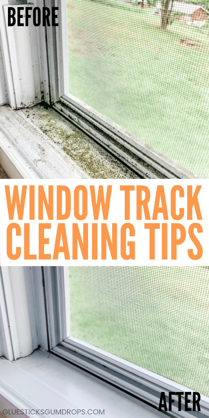 Window Track Cleaning Tips to Make Those Windows Sparkle