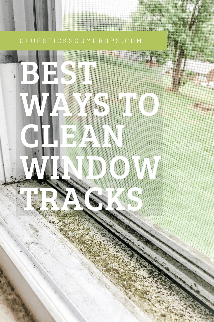 Window tracks can get dirty fast, but you can make them sparkle again with these tips - the best ways to clean window tracks!