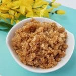 Easy 3-Ingredient Oatmeal and Brown Sugar Body Scrub