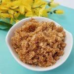 Easy 3-Ingredient Oatmeal and Brown Sugar Body Scrub