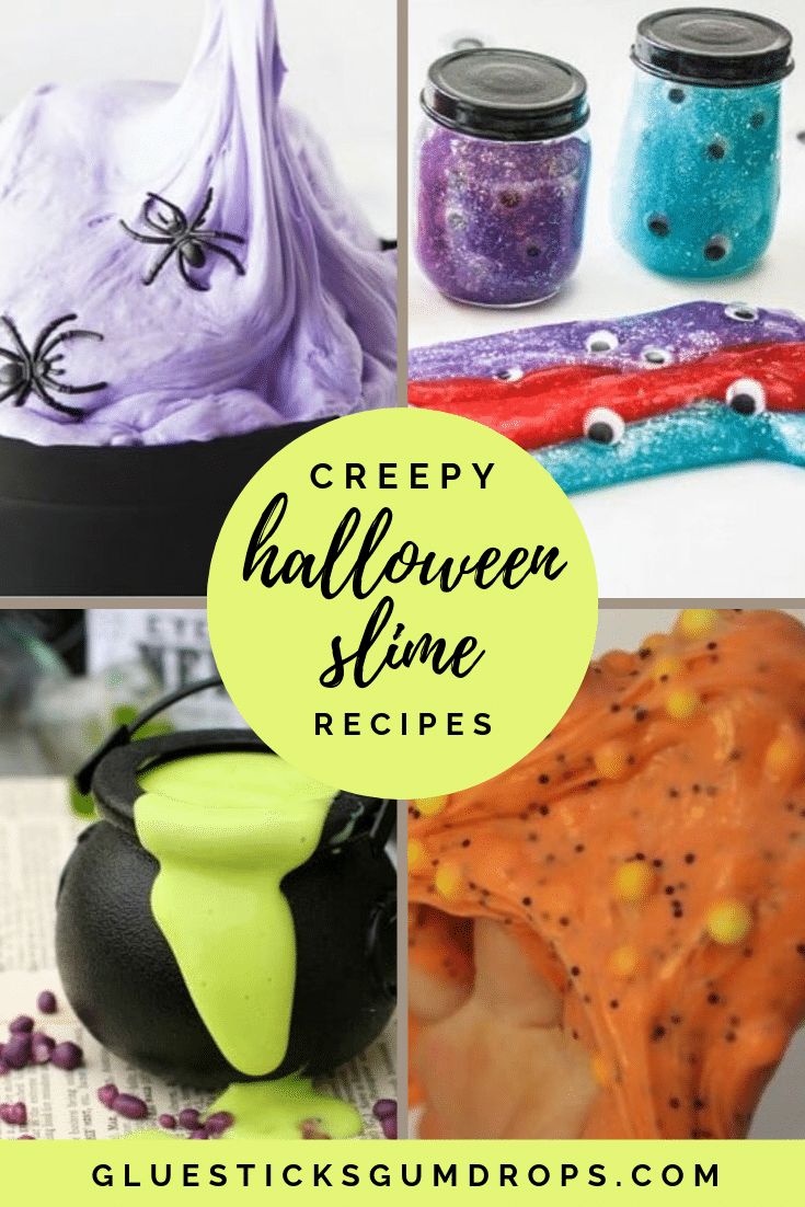 17 Ghastly and Gooey Halloween Slime Recipes