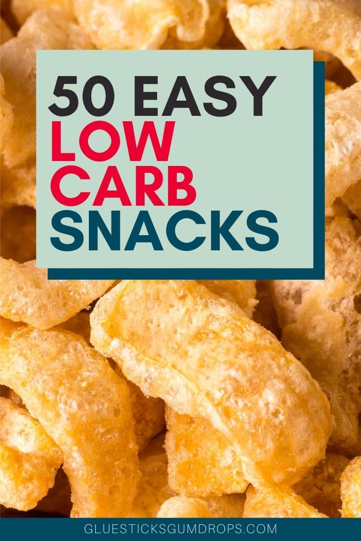 50 Low Carb Snack Ideas for When You Get the Munchies
