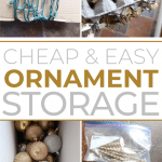 Cheap Christmas Ornament Storage Tips to Save Your Sanity This Year