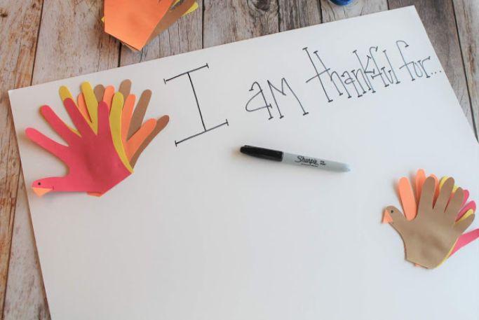 thankful chart