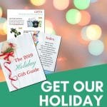 Ultimate Holiday Gift Guide Collage
