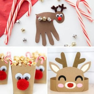 reindeer crafts feature