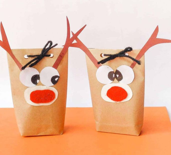 reindeer goodie bags