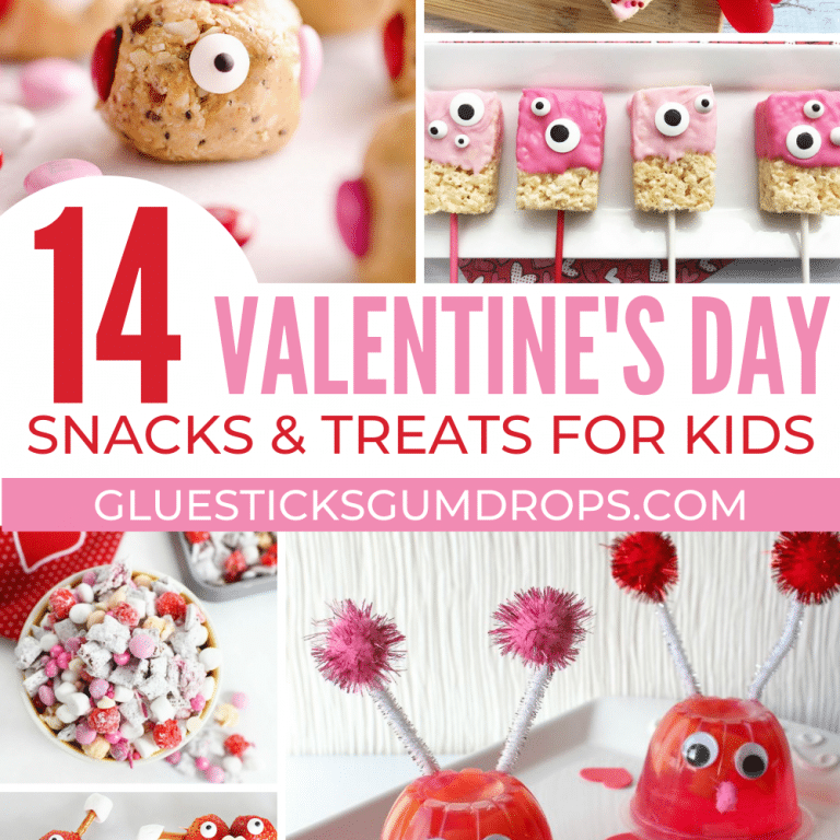 Valentines Day Treats for School